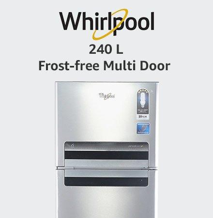 whirlpool 240L