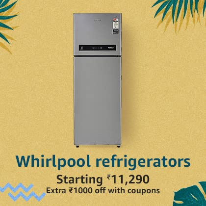 whirlpool refrigerators | Save up to XX% on electricity bills