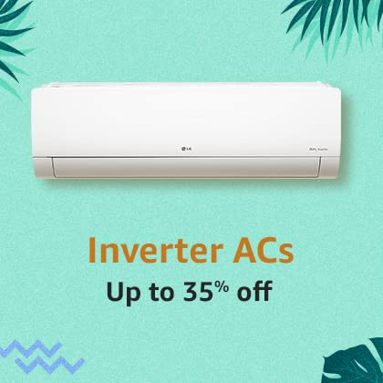 Inverter ACs | Low noise, High efficiency | B08RDL6H79