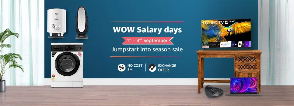 Salary Days