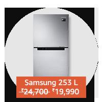 Samsung 253 L Refirgerator