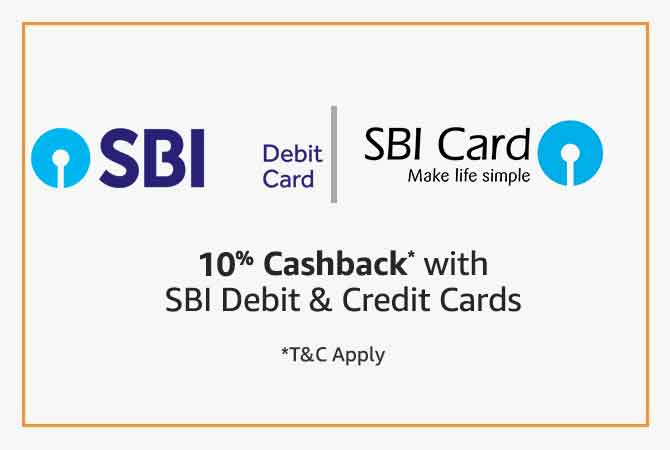 SBI cashback message
