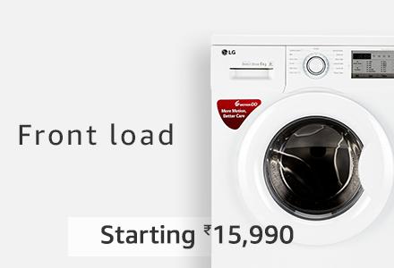 front load washing machines