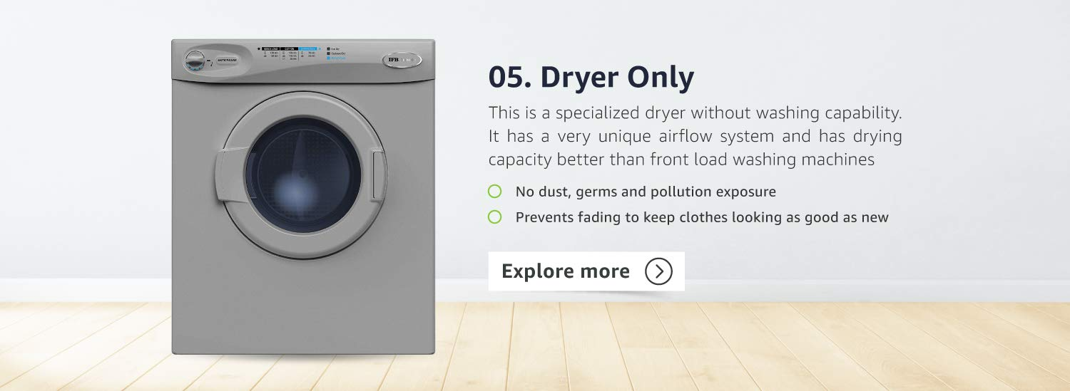 Dryer Only