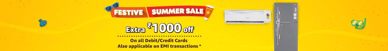 Festive Summer Sale