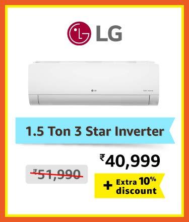 LG 1.5 Ton 3 Star Inverter