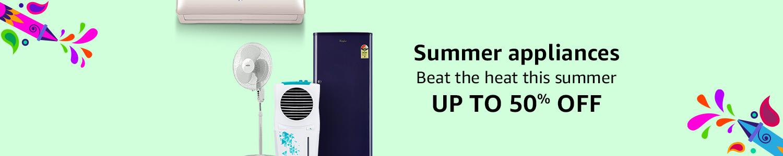 Summer appliances