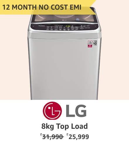 LG 8 kg top load