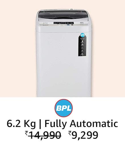 BPL 6.2 kg fully automatic