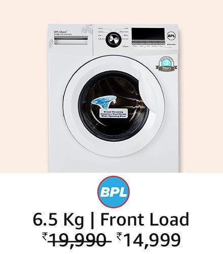 BPL 6.5 Kg Front Load