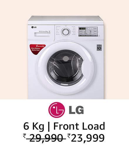 Lg 6 kg front load