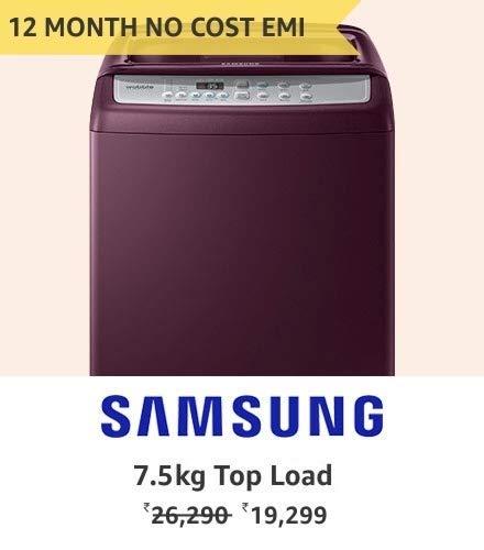 Samsung 7.5 kg top load