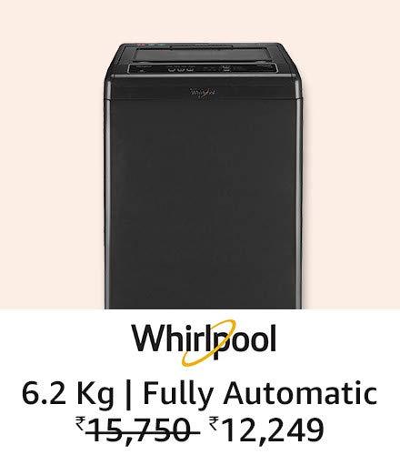 Whirlpool 6.2 kg top load