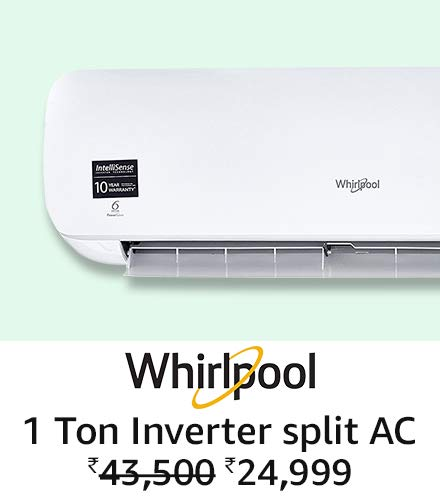Whirlpool 1 Ton Inverter Split