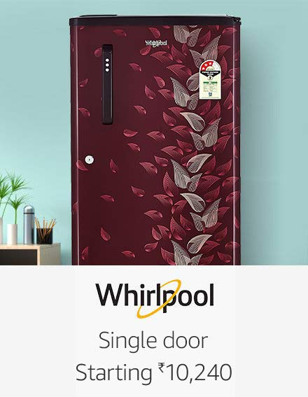 Whirlpool  single Refrigerators