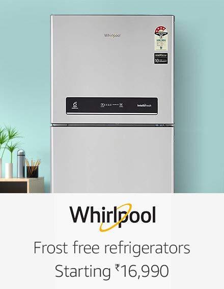 Whirlpool Frost Free
