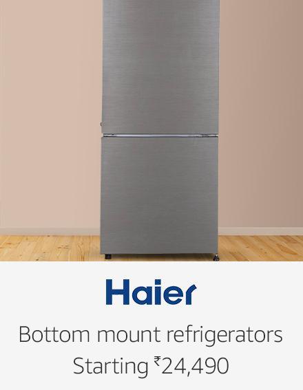 Haier Bottom Mount