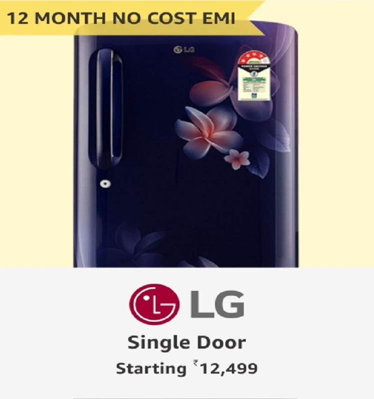 LG single door
