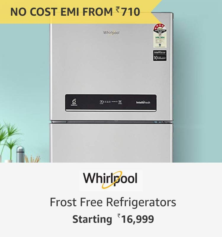 Whirlpool Frost Free