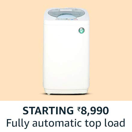 Fully automatic top load