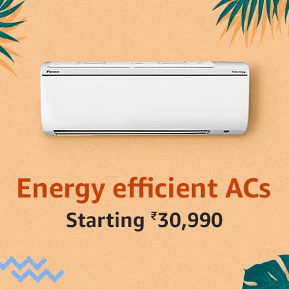 Energy efficient ACs | More stars more savings | B07QMBVPGY