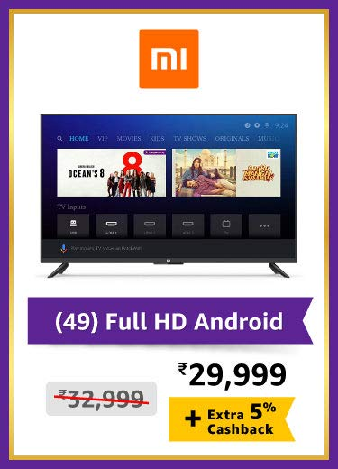 (49) Full HD Android