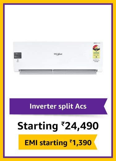 Inverter split ACs