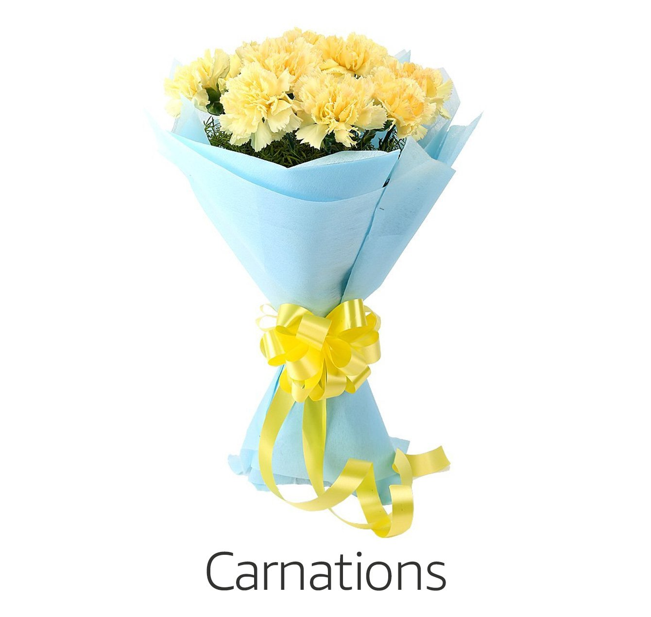 Amazon fresh flowers home kitchen bouquets flower basket shop by flower type izmirmasajfo Images