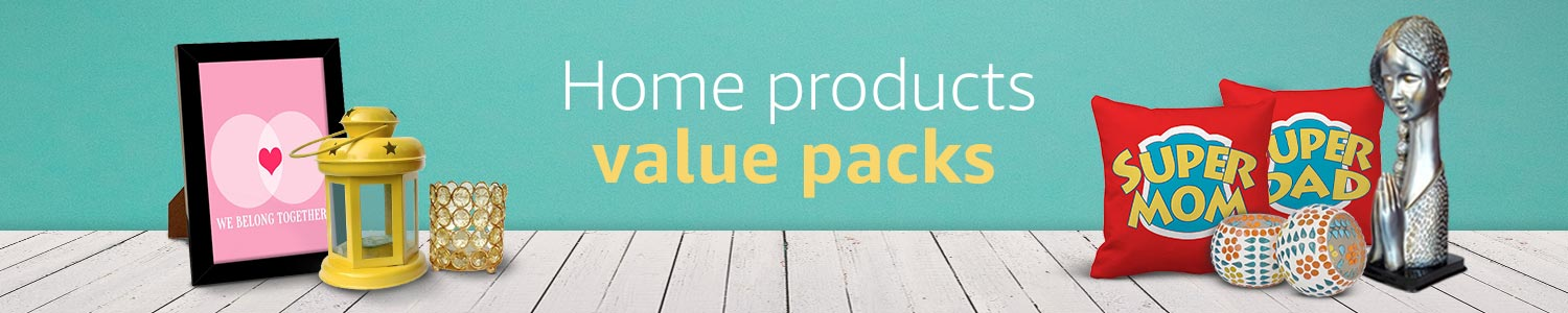 Home Product Value Packs