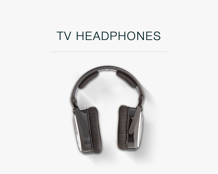 TV headphones