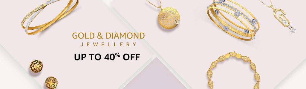 Gold and Diamond Jewellery Sale