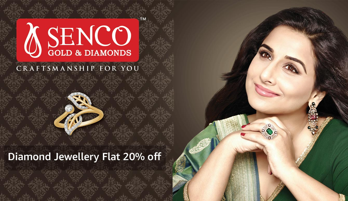 Senco Diamond Jewellery