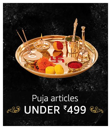 Puja Articles Under 499