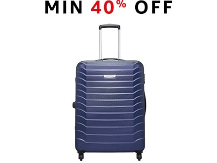 5a20cd7007 Offers on Luggage   Bags   Seasonal Sale on Bags   Luggage Online in ...