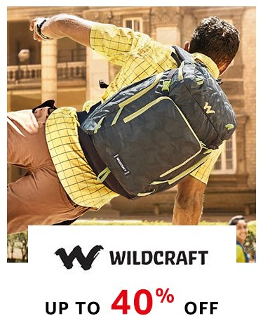 Wildcraft: Up to 40% off