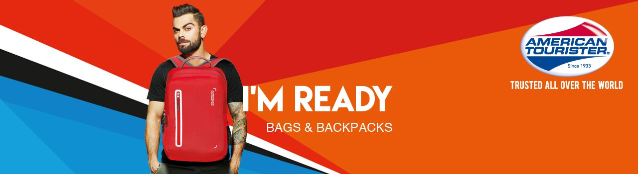 Virat Kohli: All Bags & Luggage
