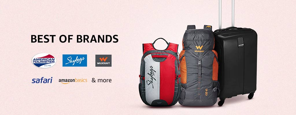Best of Brands - Bags & Luggage