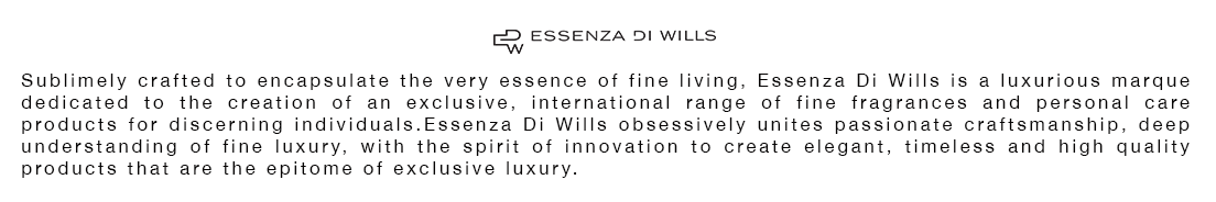 Essenza di Wills