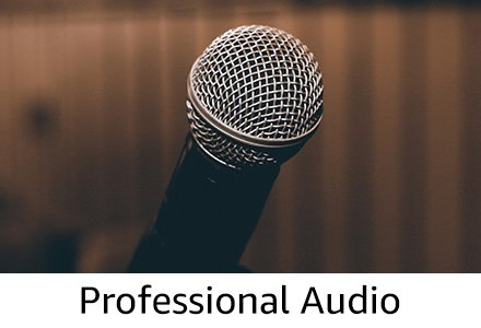 Professional Audio