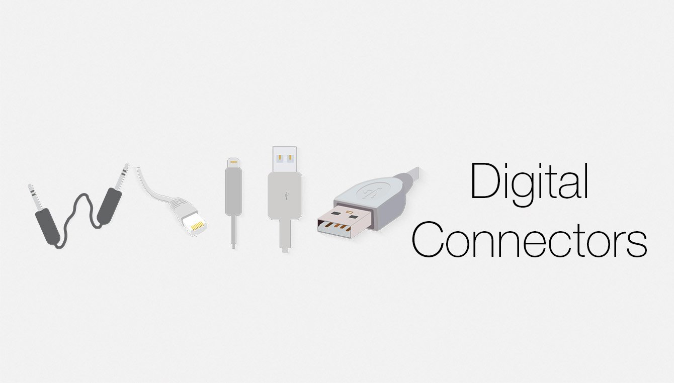 Digital connectors