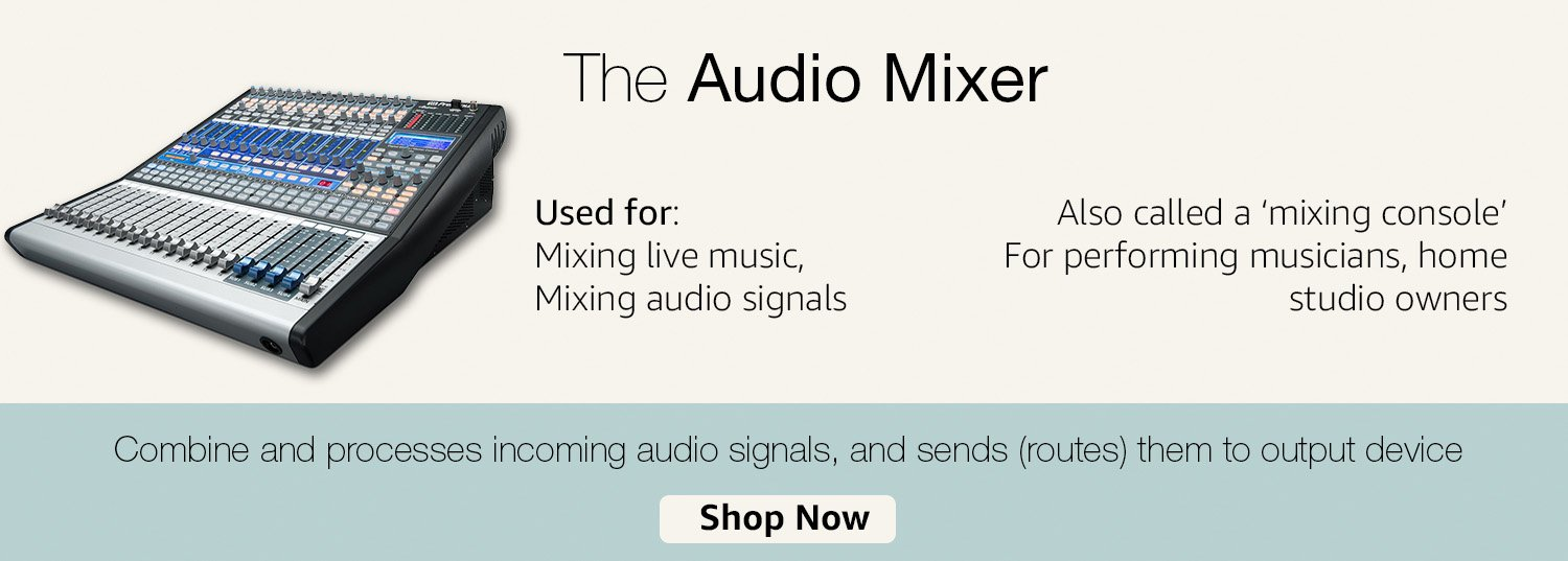 The Audio Mixer