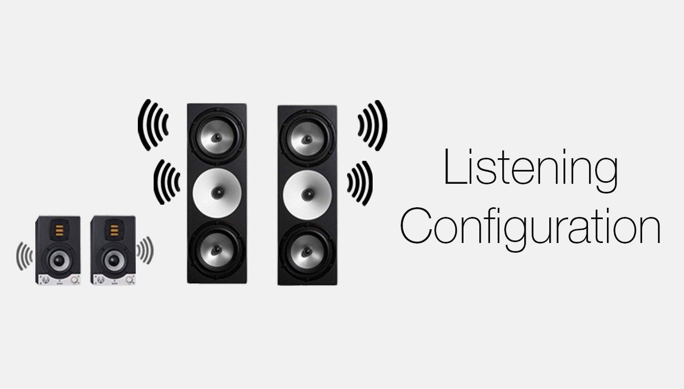Listening configuration