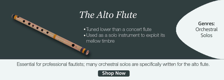 The Alto Flute