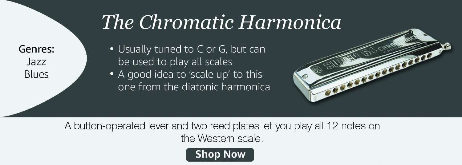 The chromatic harmonica