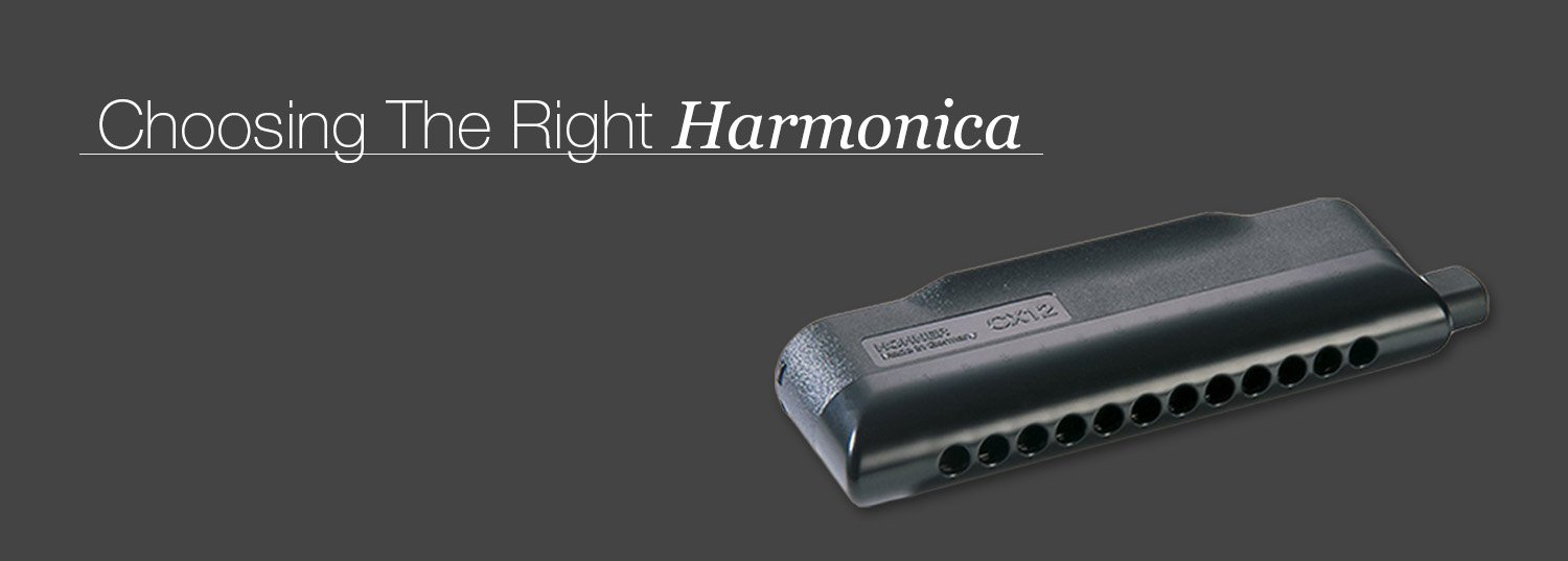 Choose the right Harmonica
