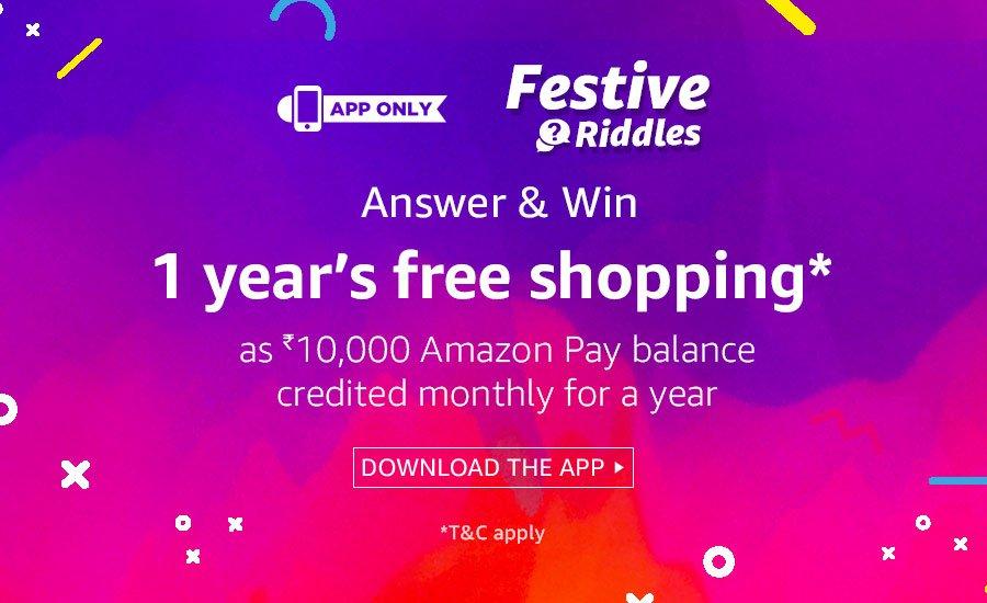 Festive Riddles