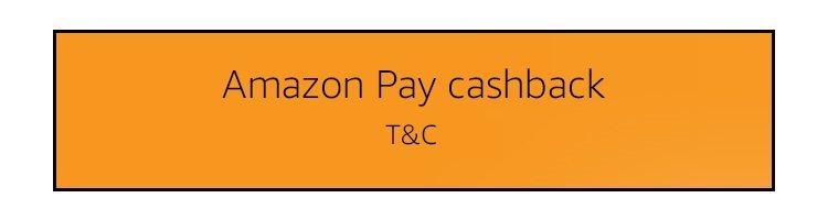 Amazon Pay Cashback T&C
