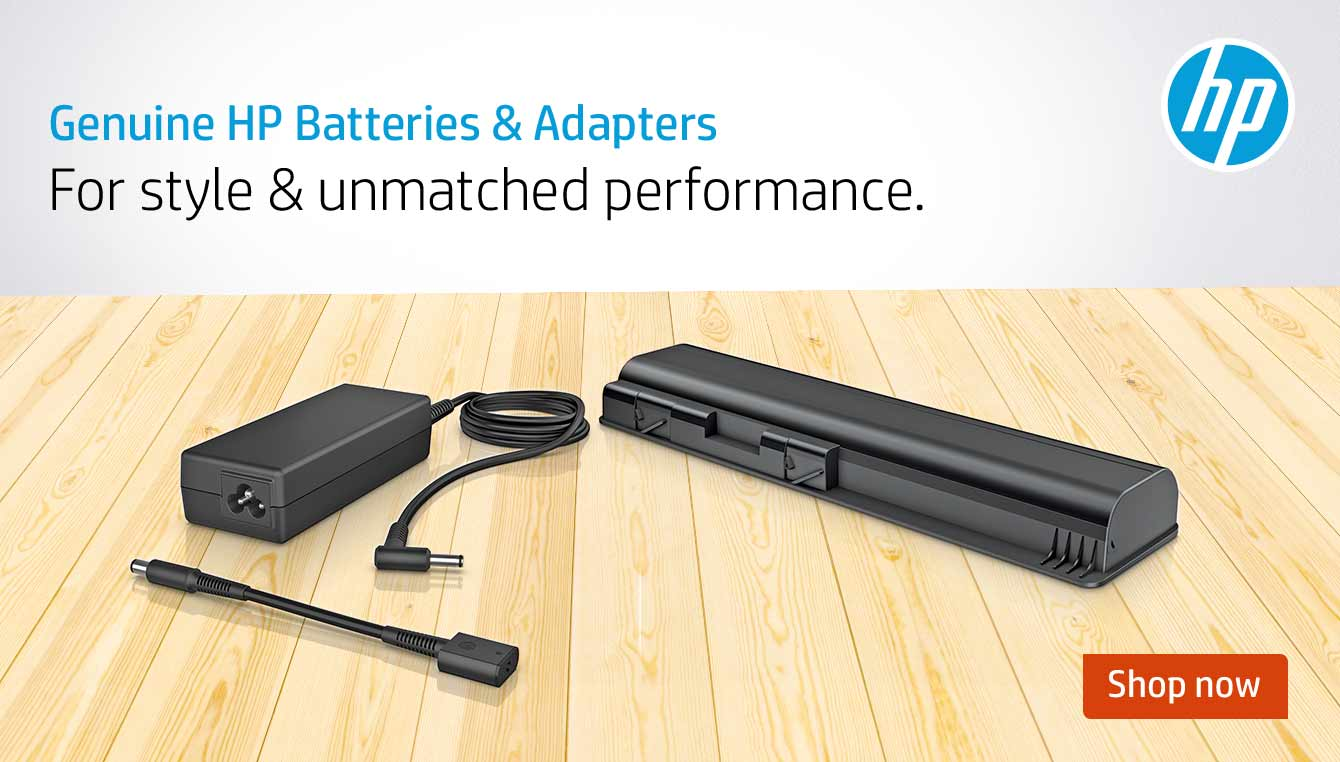 HP Batteries & Adaptors
