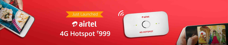 Airtel 4G Hotspot Rs.999
