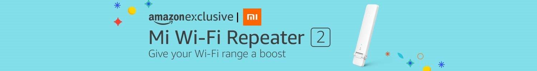 Amazon exclusive Mi Wi-Fi Repeater 2
